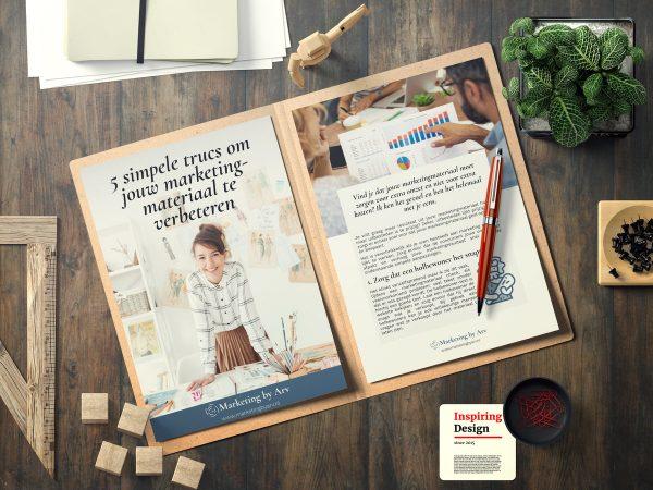 5 simpele trucs om jouw marketing te verbeteren